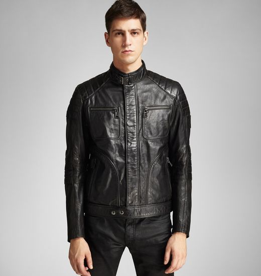 Weybridge Jacket | Mens Designer Jackets & Coats | Belstaff