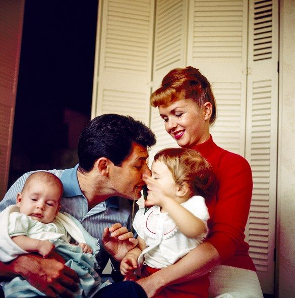 Her father, Eddie Fisher, left her mother, Debbie Reynolds, for Elizabeth Taylor—and that was only the beginning.