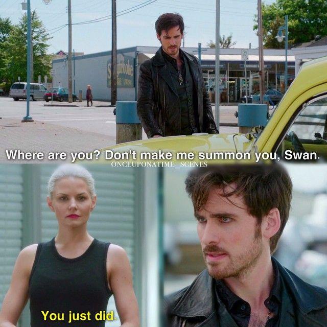 "Emma Swan and Killian Jones - 5 * 2 ""The Price"" #CaptainSwan"