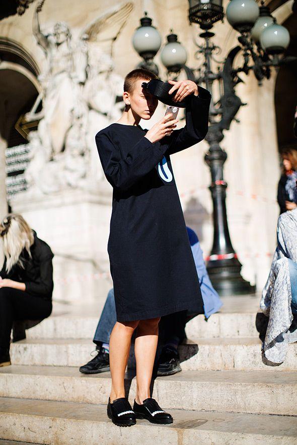On the Street…Palais Garnier, Paris