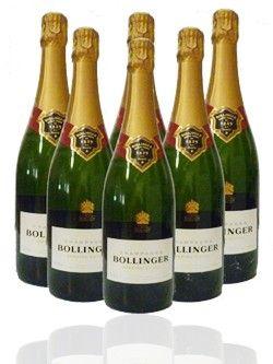 Bollinger Brut Champagne Case