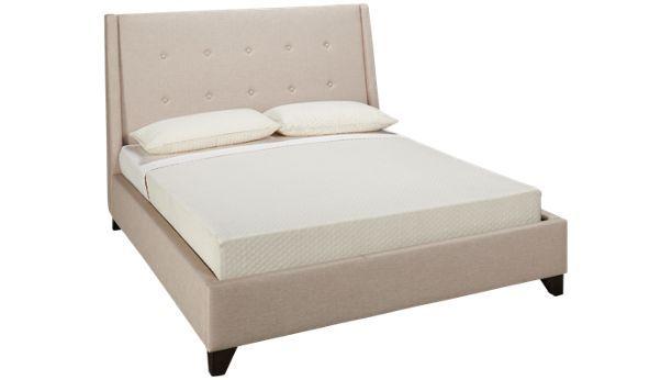 Casana Simply Modern Simply Modern Queen Upholstered Bed Jordan 39 S Furniture Bedroom