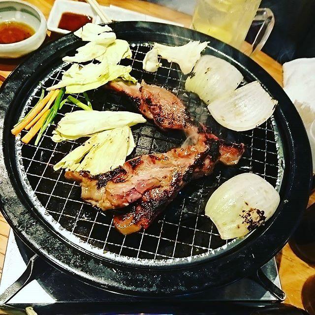 肉食べたい、肉。羊。 #ジンギスカン  #生ラム #ラム #肉