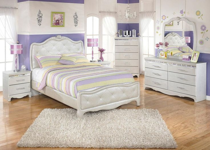 Signature Design By Ashley Zarollina Kids Headboard Bedroom Collection Find This Pin And More On The Roomplace