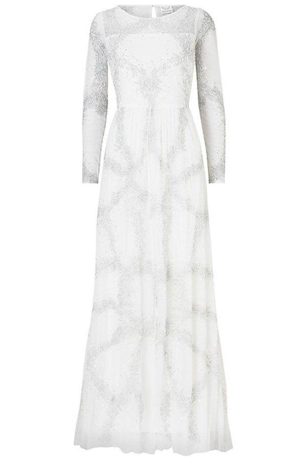John Lewis Wedding Dress 6