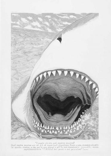 Filippo Sassòli - The shark