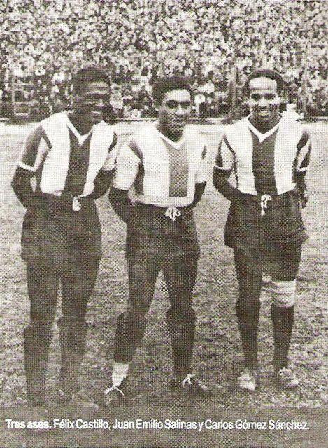 """Félix Castillo Tardío, nacido el 21 de febrero de 1928 en Lima. Juan Emilio Salinas López – el """"Feo"""" Salinas * Nació el 12 de julio de 1925, en la calle El Porvenir, en Breña † Falleció el 18 de septiembre de 2009"""