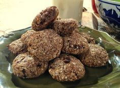 elmalı ve hurmalı şekersiz unsuz kurabiye