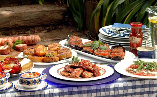 Ina Paarman  Braai Recipes. These recipes are from a Pinner who lives in south Africa. You will need to Google some of the ingredients.