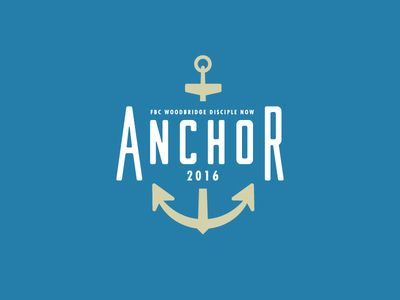 Anchor Disciple Now Logo