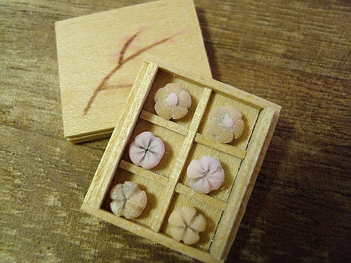 Wagashi, Mochi?  Like, repin, share!  Thanks!