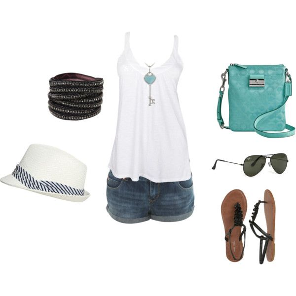 : Outfit Summer, My Styles Summer, Summer Fashion, Summer Styles, Summer Looks, Beaches Outfit, Simple Summer Outfit, Baseball Hats, Summer Time