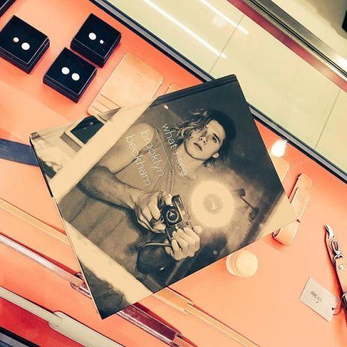 Big congratulations to @brooklynbeckham for his new book #whatisee #leica #leicam #leicaimage #leicaimages #photographer #bookstagram #book #books #leicanoctilux #noctilux via Leica on Instagram - #photographer #photography #photo #instapic #instagram #photofreak #photolover #nikon #canon #leica #hasselblad #polaroid #shutterbug #camera #dslr #visualarts #inspiration #artistic #creative #creativity