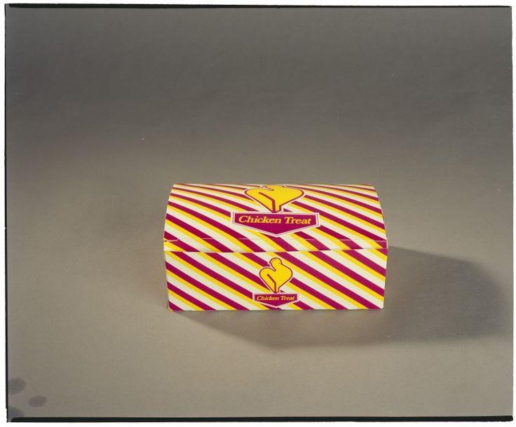 384085PD: A box for Chicken Treat take away food, 24 April 1990 https://encore.slwa.wa.gov.au/iii/encore/record/C__Rb5576853