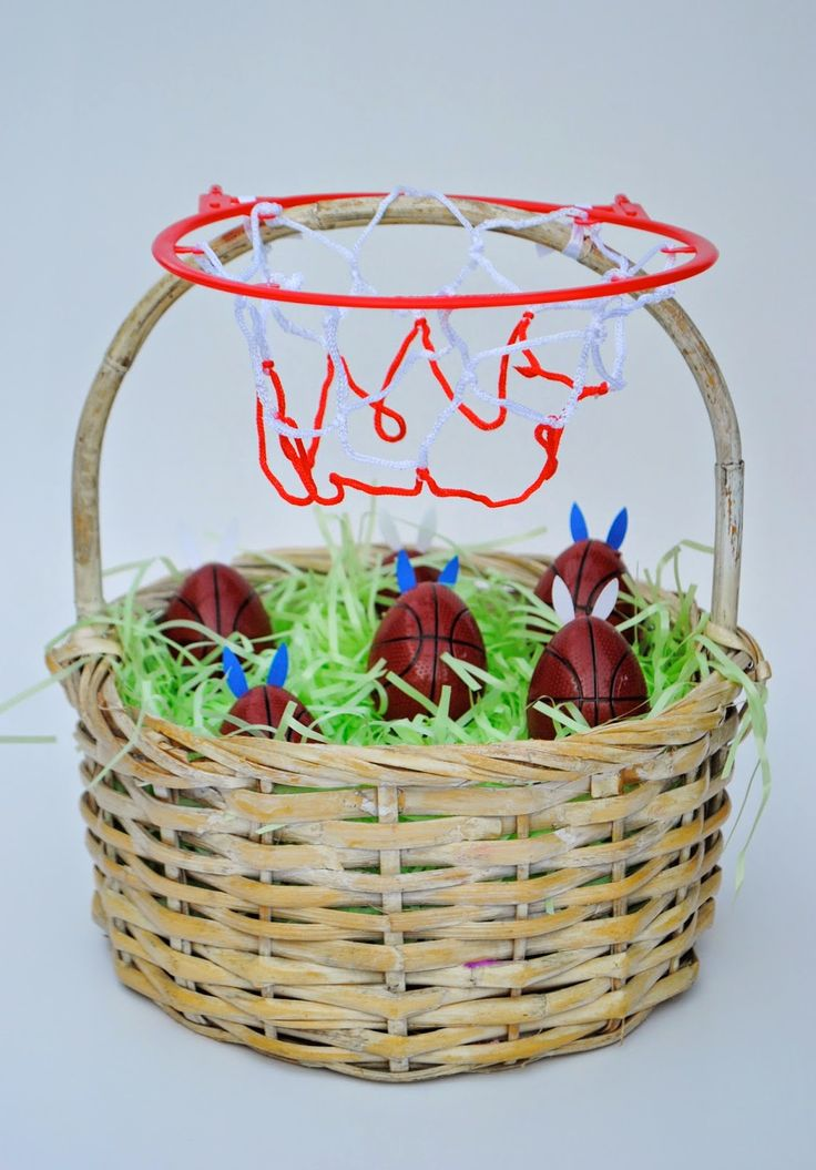 17 best easter for teenage boys images on pinterest easter easter basketll sports themed easter negle Choice Image