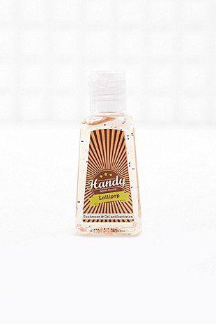 Merci - Gel mains antibactérien parfum sucette (Urban Outfitters 4,50€)