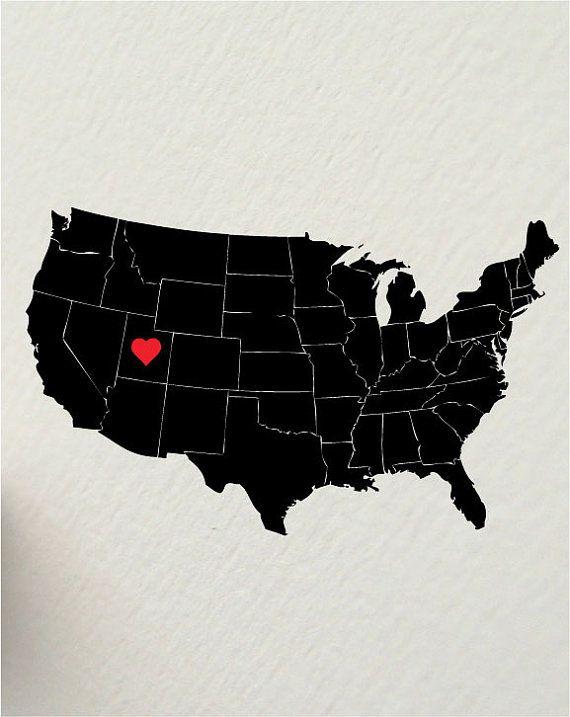 Best Salt Lake CityUtahHome Images On Pinterest Utah - Salt lake city on us map