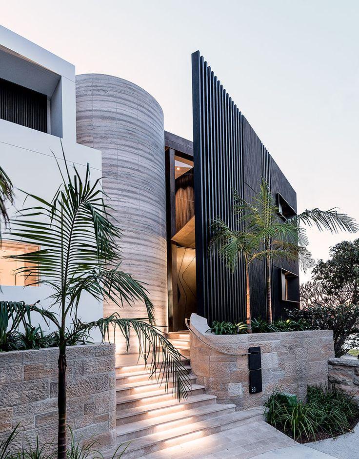 Peninsula House External