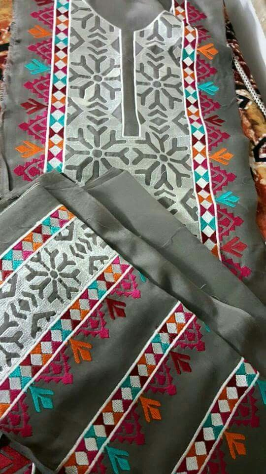 Sindhi applique