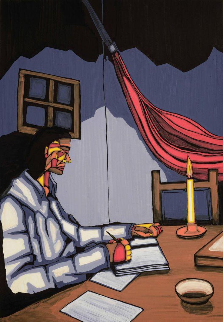 LA VORÁGINE, Las notas de mi odisea,  Artista Canen García. http://www.ellibrototal.com/ltotal/ficha.jsp?t_item=6&id_item=67895