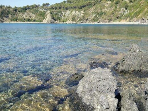 Spiaggia di Acquarilli