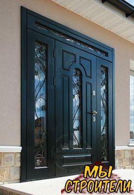 Предлагаем Производство входных металлических дверей на заказ 2