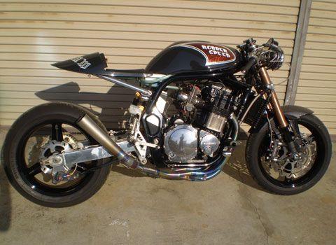 Gs 1100 Cafe Racer – Idea di immagine del motociclo