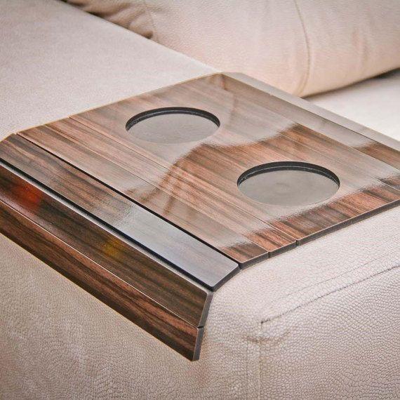 Die besten 25 dunkelbraune couch ideen auf pinterest for Sofa tablett