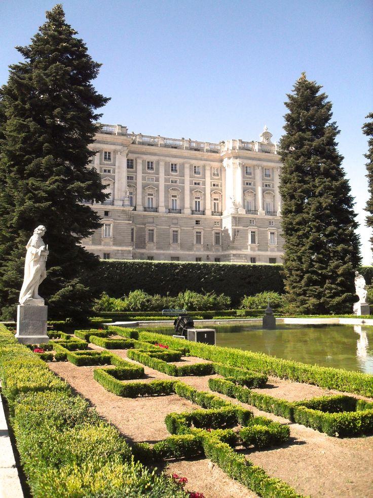 #Madrid #parc