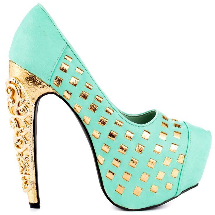 Gorgeous Shoes trending now...but would you wear them? so would i
