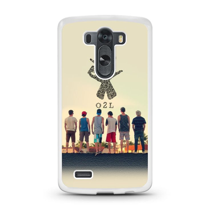 O2l Collage Hand Sign LG G3 Case
