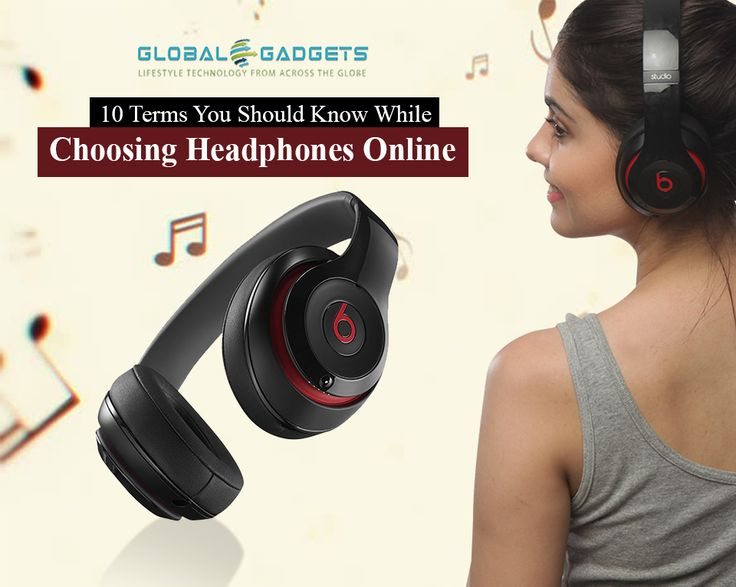 In this blog, we have explained defined some terms used when talking about or planning to buy headphones online.