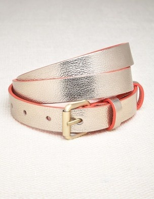 Silver and coral belt from boden gimme pinterest for Bodendirect sale
