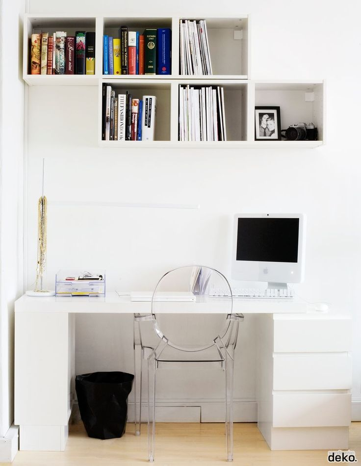 Via Scandinavian Deko | Office | Kartell Chair | White