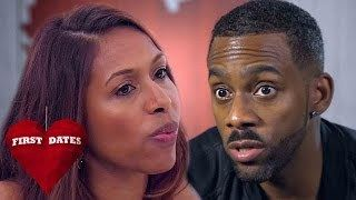 Richard Blackwoods Date Doesnt Know Hes In Eastenders! | Celebrity First Dates UK