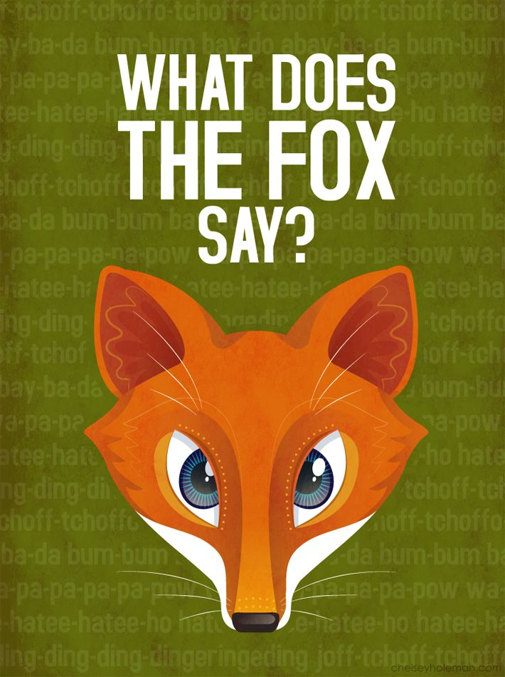 143 Best images about What Does The Fox Say? on Pinterest ... - photo#42