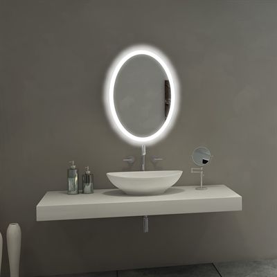 Paris Mirror OVAL2028 Backlit Mirror