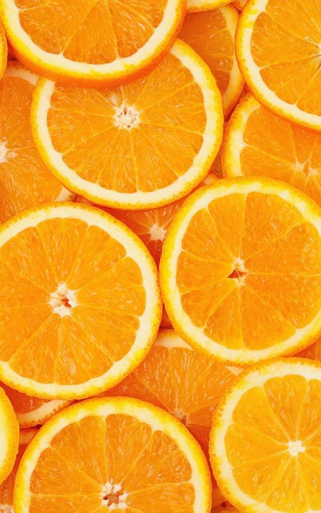 Оранжевые картинки тумблер, красивые
