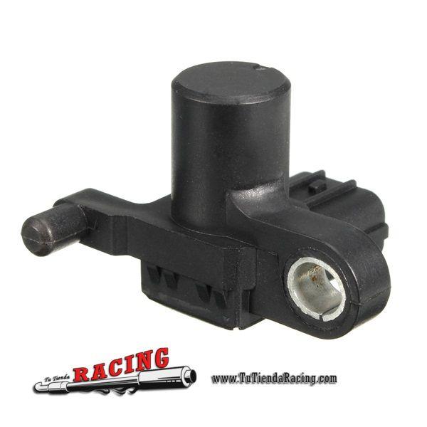 9,3€ - ENVÍO SIEMPRE GRATUITO - Sensor de Posición de Cigüeñal CPS Para Honda Civic 01-05 Color Negro - TUTIENDARACING