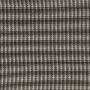 """Yunnan - Sky - 19586 /1"""" Mink Gray taped edge: Graber Roman Shades for living room windows. Top down/bottom up and Snow White privacy liner."""