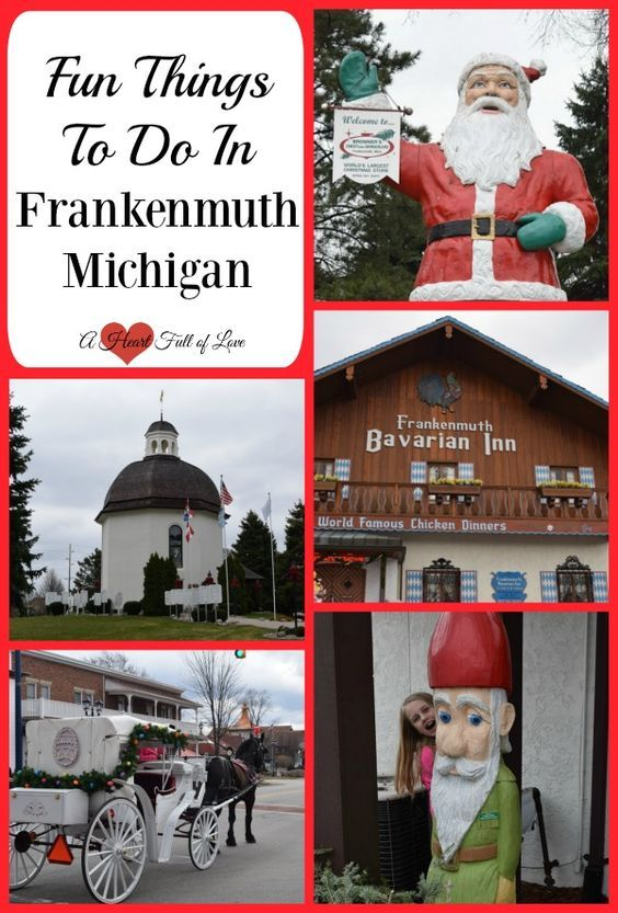 There are tons of fun things to do in Frankenmuth Michigan. With plenty of options for shopping, dining, and fun family activities, Frankenmuth is the perfect weekend getaway. Read all about our recent trip here.