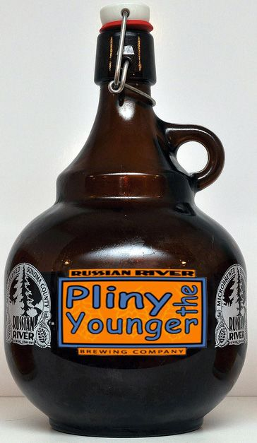 Pliny the Younger - Currently the number one beer on Beer Advocate. This is a white whale if there has ever been one. The supply demand ratio makes even getting to try this beer an accomplishment.