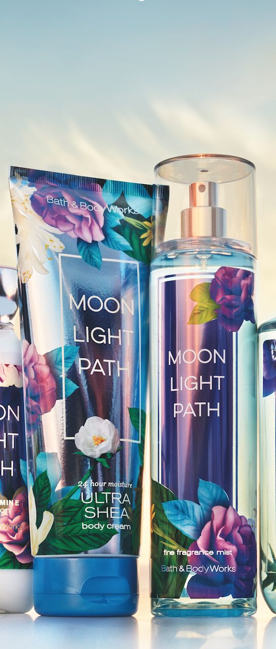 Cozy up to #MoonlightPath!