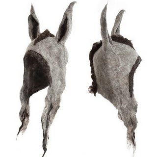 Bottom/Donkey: also include fingerless gloves with matching fur on them  ASSIGNED