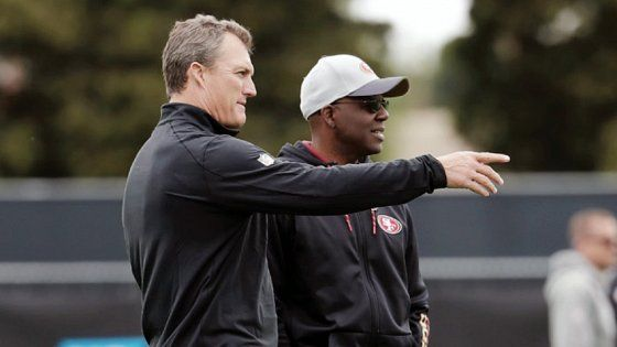 Panthers want to talk to 49ers' Martin Mayhew about GM job