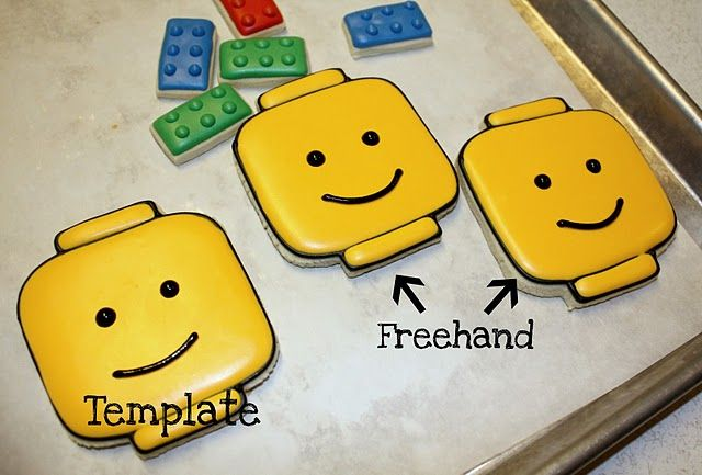 I hope I have time to make these for Campbell's birthday party
