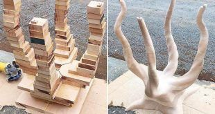 Our beginner woodworking projects and beginner woodworking plans will enhance yo… #WoodWorking