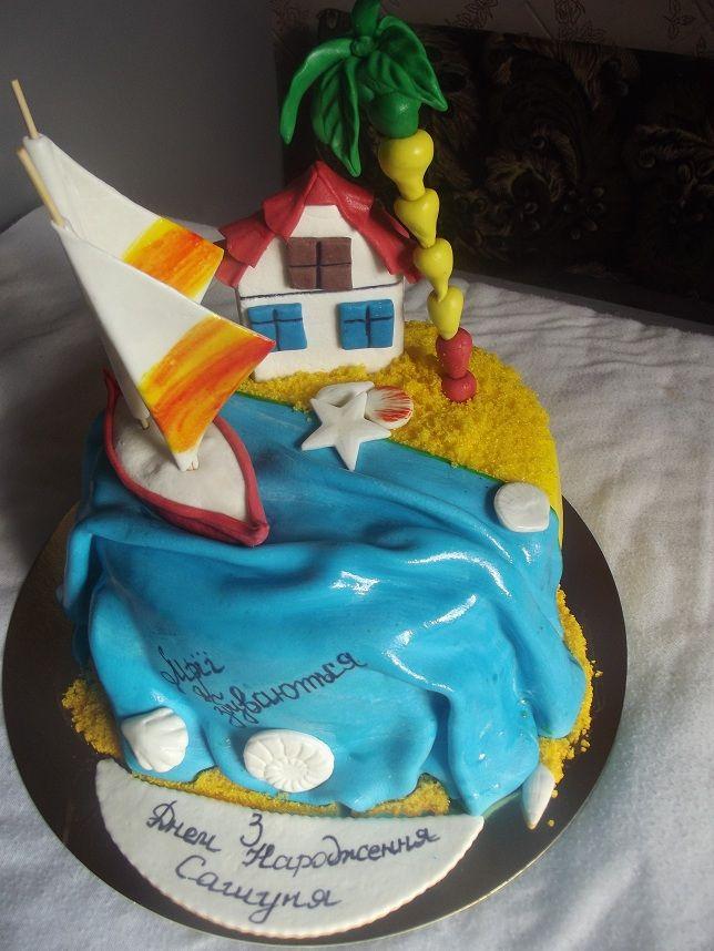 День Рождения #торт_на_заказ_умань #день_рождения #бисквитный_торт