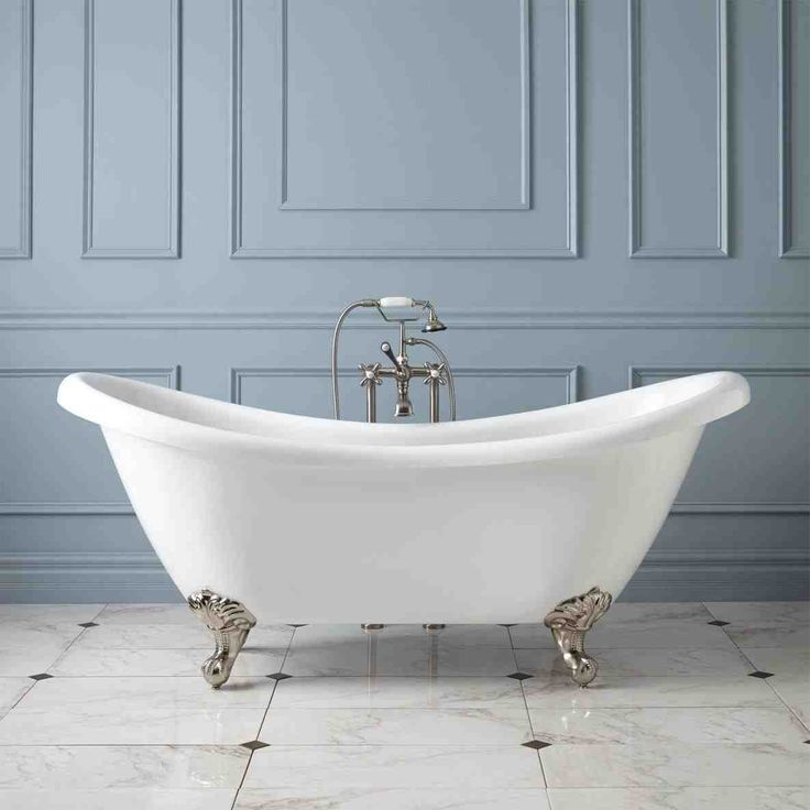 Best 25 54 Inch Bathtub Ideas On Pinterest Clawfoot