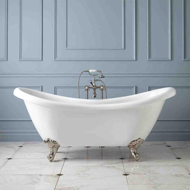 Best 25 54 Inch Bathtub Ideas On Pinterest Clawfoot